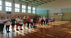 Powiatowe Igrzyska Dzieci w tenisie stołowym w kategorii indywidulanej