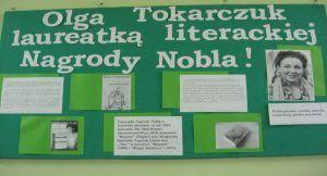 Read more about the article Jesteśmy dumni z polskiej noblistki