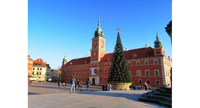 Mikołajkowa Warszawa