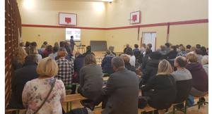 Spotkanie profilaktyczne dla rodziców i nauczycieli