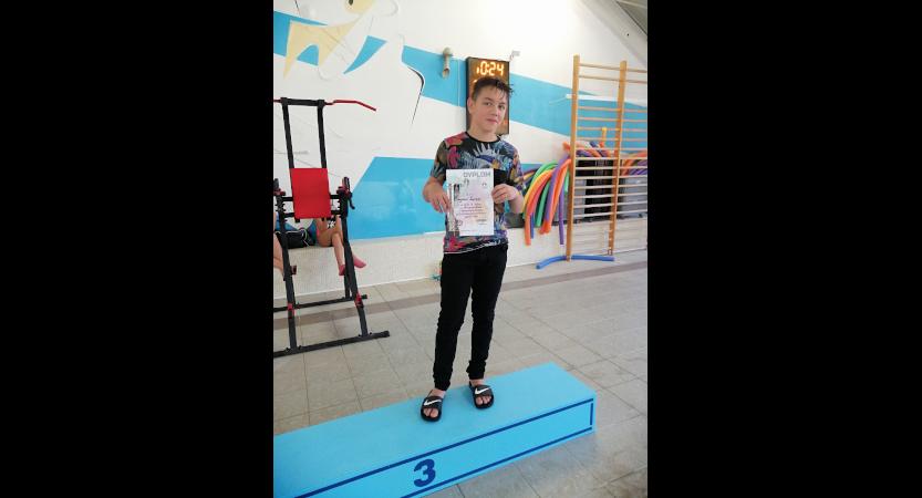 Rejonowe Igrzyska Dzieci i Młodzieży w pływaniu