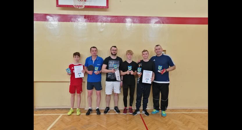 XIII Rodzinny Turniej Tenisa Stołowego