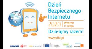 """DBI 2020 pod hasłem """"Dzień Bezpiecznego Internetu: Działajmy razem!"""""""