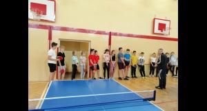 Gminne Igrzyska Dzieci i Młodzieży w tenisie stołowym