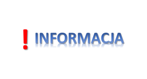 Read more about the article Informacja
