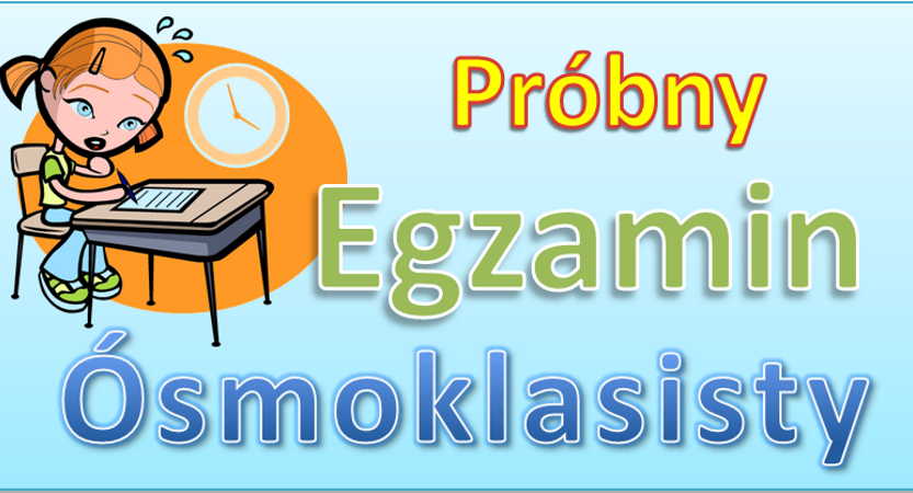 Read more about the article Egzamin ósmoklasisty