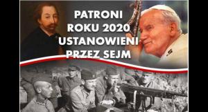 18 maja 2020 r. przypadnie 100. rocznica urodzin Karola Wojtyły.