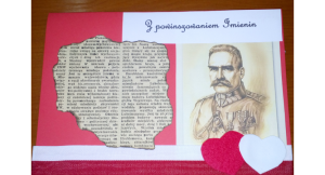 """Konkurs: ,, Wyślij życzenia dla Marszałka Józefa Piłsudskiego"""""""
