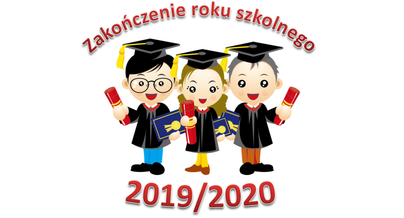 Organizacja zakończenia roku szkolnego 2019/2020