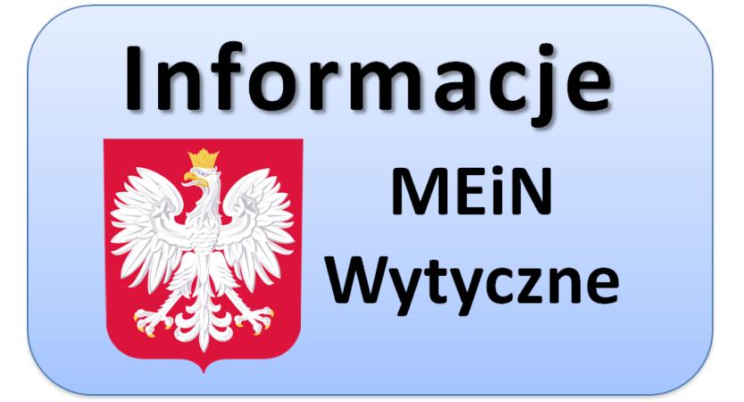 Wytyczne MEiN, MZ i GIS dla szkół podstawowych
