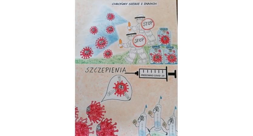 Read more about the article Wyniki konkursu plastycznego
